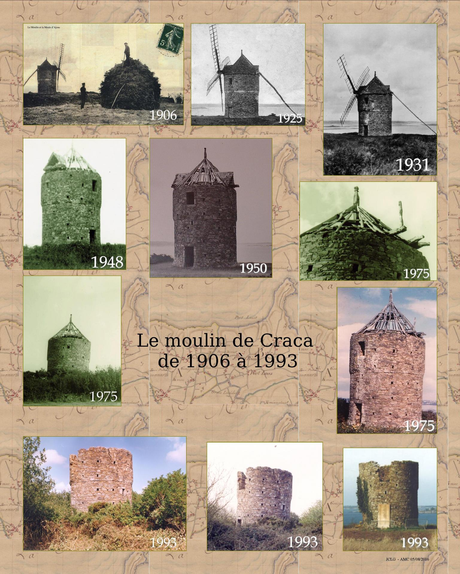 Moulin de craca 1906 1993