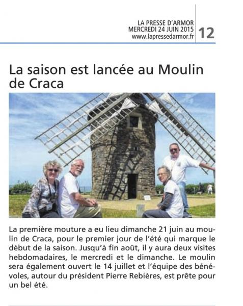 Moulin pa 24 juin